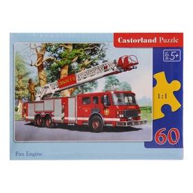 Пазлы midi «Пожарная команда», 60 элементов
