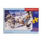 Пазлы «Снежная королева», 120 элементов