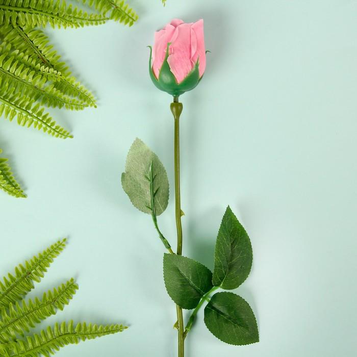 """Мыльные лепестки """"Роскошная роза"""", цвет розовый"""