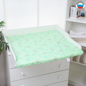 Пеленальный матрасик, цвета МИКС Ош