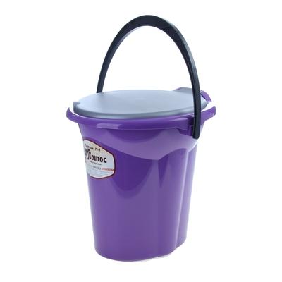 Ведро-туалет, 19 л, цвет МИКС, «Лотос»