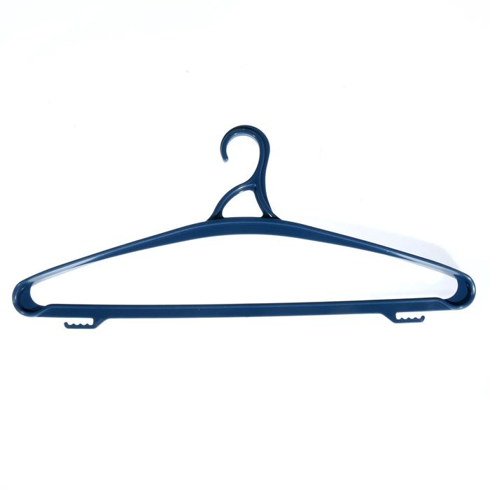 Вешалка-плечики для одежды, размер 52-54, цвет МИКС - фото 4642717