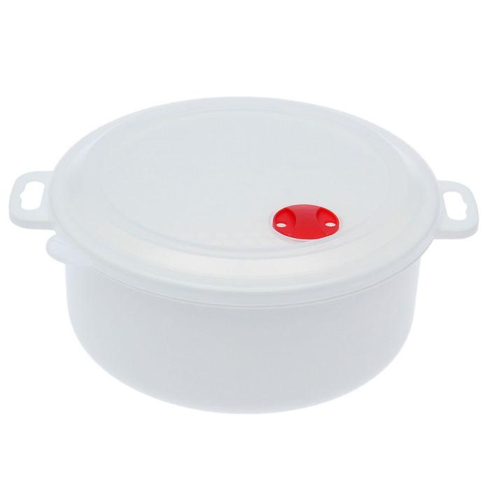 Контейнер для холодильника и СВЧ 3 л