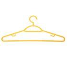Набор вешалок-плечиков, размер 48-50, 3 шт, цвет МИКС