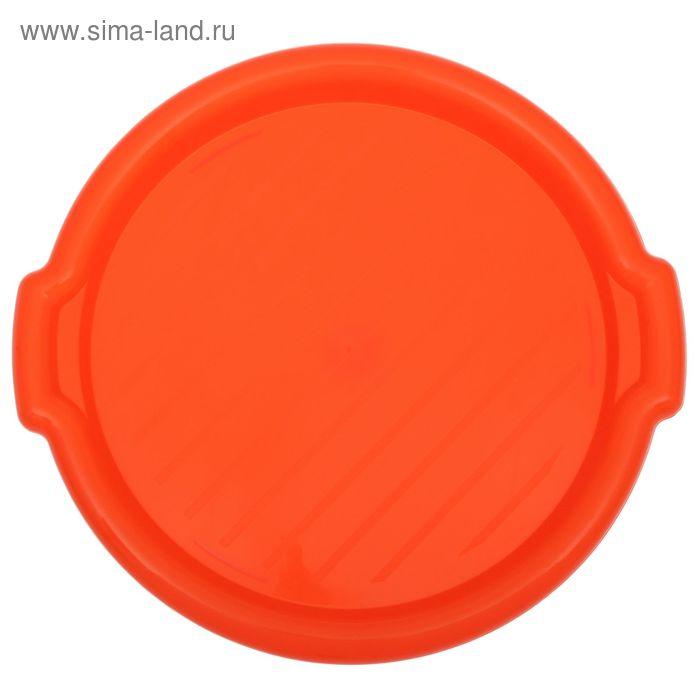 "Поднос ""Классика"" d=32 см, цвет МИКС"