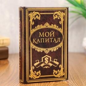 "Safe-book ""My capital"""