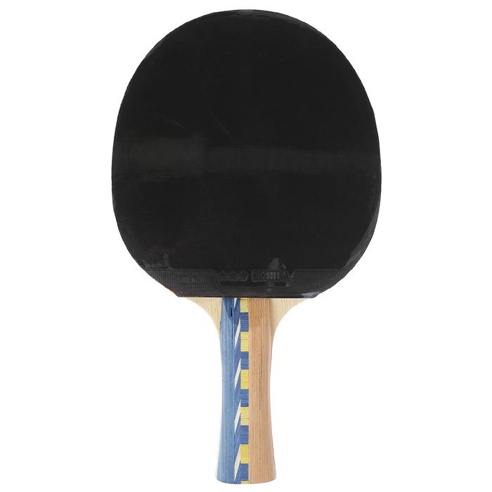 Ракетка для настольного тенниса BOSHIKA, 5 звёзд, в чехле