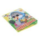 Книжка с глазками «Сорока-сорока», 130 x 160 мм - фото 106533517