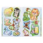 Книжка с наклейками для малышей «Весёлый счёт» - фото 106012456