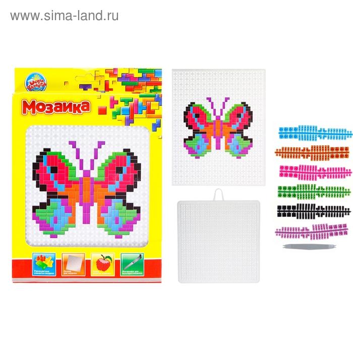 """Мозаика """"Бабочка"""" для детей от 6 лет"""