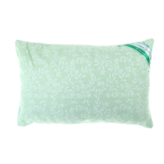 "Подушка Адамас ""Бамбук"", размер 40х60 см, бамбуковое волокно, чехол поликоттон - фото 76549727"