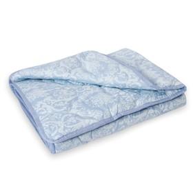"""Одеяло всесезонное Адамас """"Лебяжий пух"""", размер 110х140 ± 5 см, 300гр/м2, чехол поликоттон"""