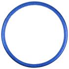 Hoop gymnastic COMFORT, steel, d=90 cm, width 5 cm, 2.35 kg, MIX colors