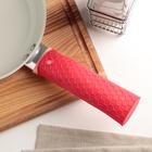 """Прихватка-ручка для сковороды 15,5×4,5 см """"Симпл"""", цвет МИКС"""