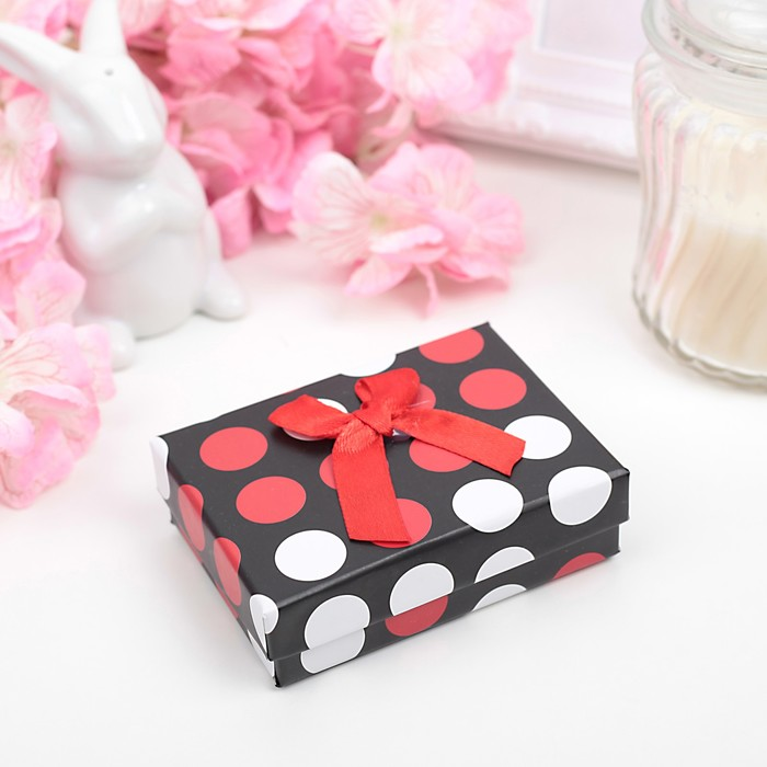 """Коробка подарочная """"Комплимент"""", 9 х 6,5 х 2,5 см"""