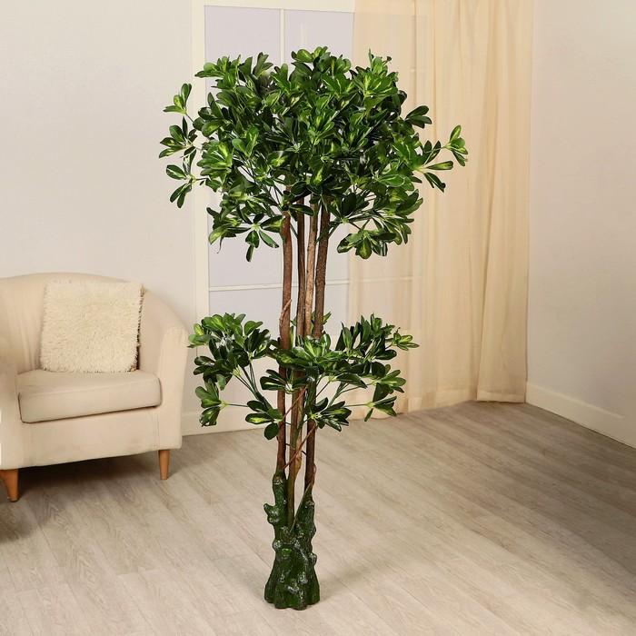"""Дерево искусственное """"Двойная крона"""""""