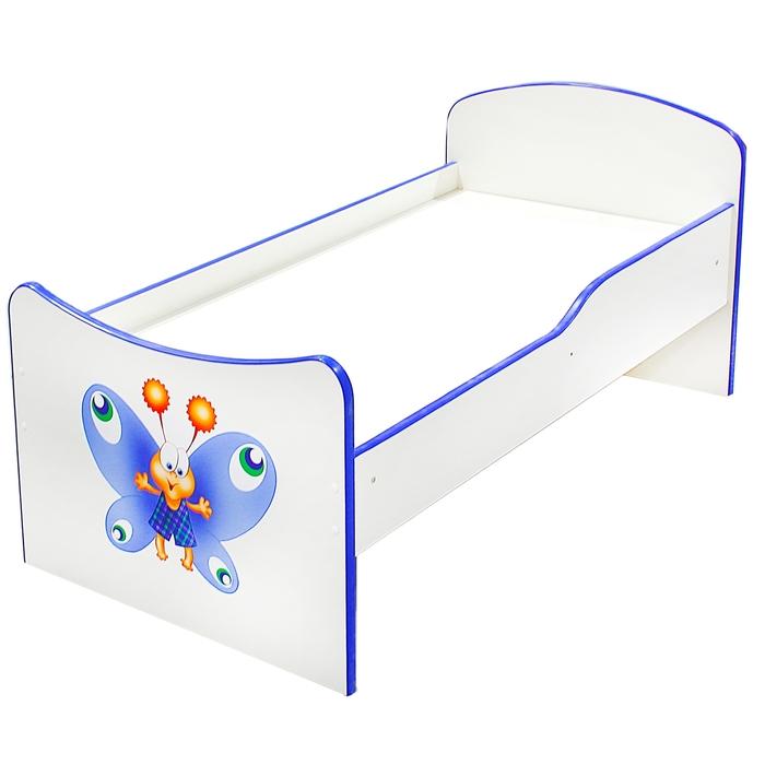 Детская кроватка «Бабочка», ЛДСП