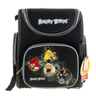 Ранец стандарт раскладной Hatber 38х28х18см Compact жесткая форма Angry Birds