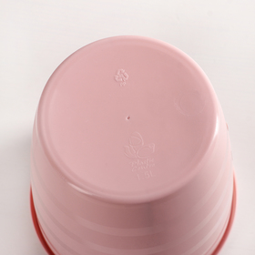 Контейнер для мелкого косметического мусора 1,5 л Beauty, цвет МИКС - фото 1709614
