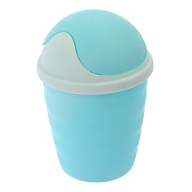 Контейнер для мелкого косметического мусора 1,5 л Beauty, цвет МИКС - фото 1709616
