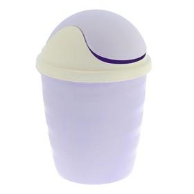 Контейнер для мелкого косметического мусора 1,5 л Beauty, цвет МИКС - фото 1709617