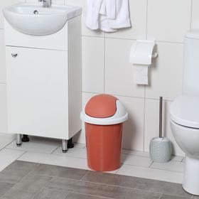 Контейнер для мусора Plastic Centre, 10 л, цвет МИКС