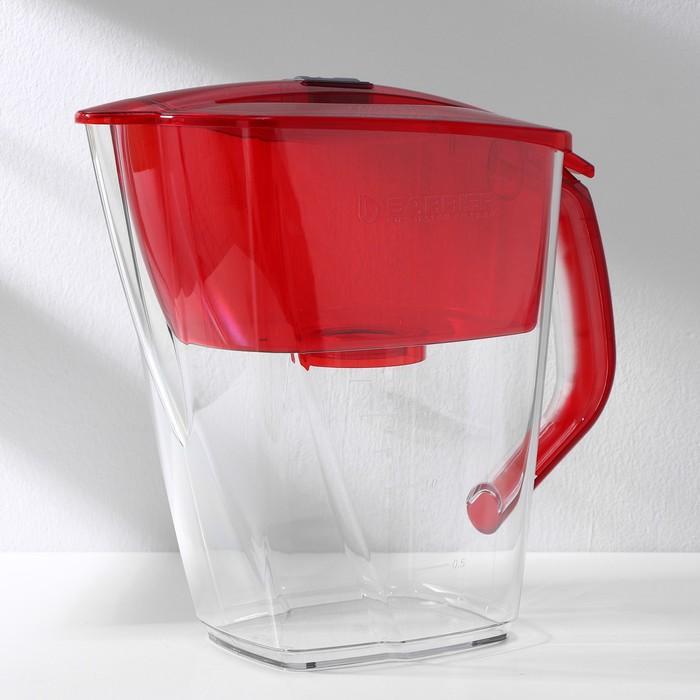 """Фильтр-кувшин 4,2 л """"Барьер. Гранд Neo"""", цвет рубин"""