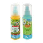 Крем-спрей Лесной репеллентный для всей семьи от комаров, мошек, москитов, 100 мл
