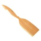 Лопатка с резной ручкой