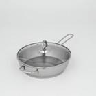 Сковорода «Классика-прима», 1,5 л, d=22 см - фото 308065046