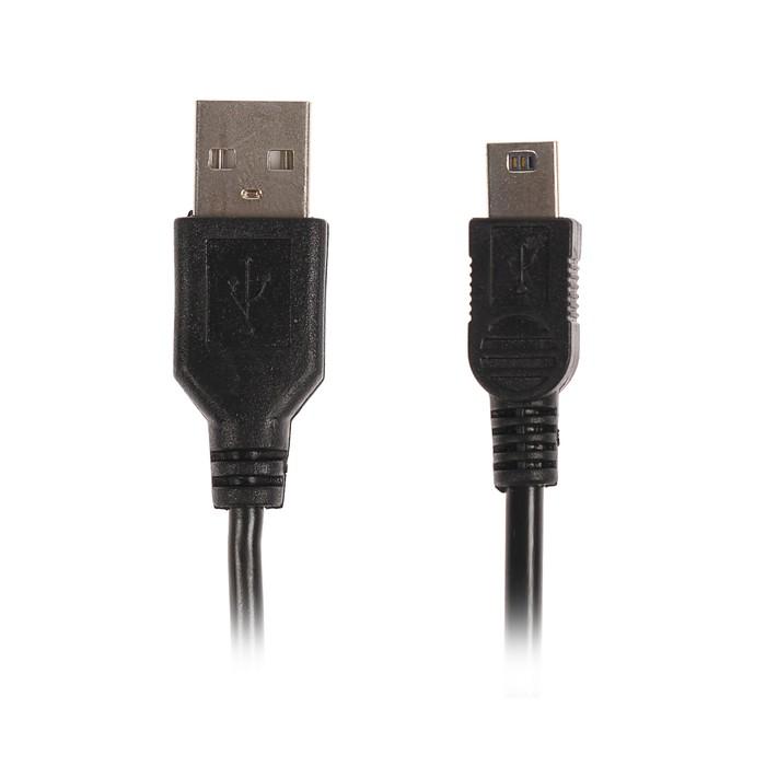 Провод для зарядки и передачи данных Luazon, USB‒MiniUSB 5pin