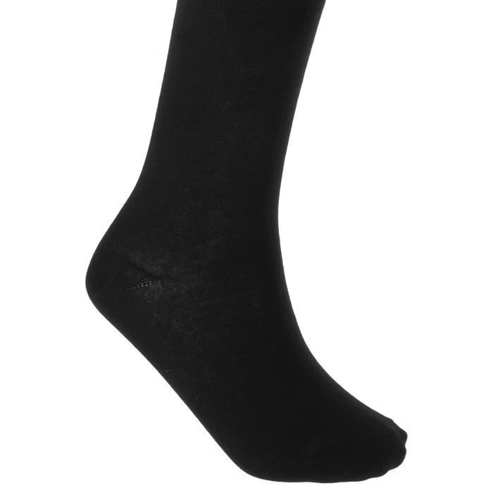 Колготки детские К1, цвет черный, рост 140-146 см