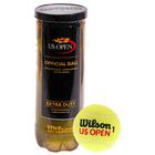 Мяч теннисный Wilson US Open HV, в пластиковой банке, набор 3 шт.