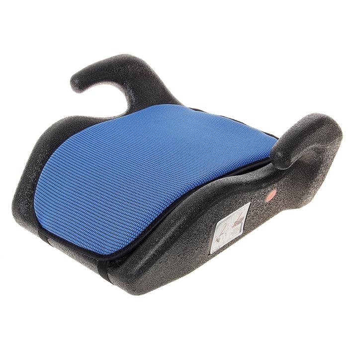 Бустер автомобильный «Мякиш», группа 3, цвет синий