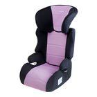 Автокресло-бустер «Смарт», группа 2-3, цвет светло-фиолетовый - фото 105548646