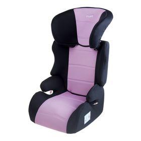 Автокресло-бустер «Смарт», группа 2-3, цвет светло-фиолетовый