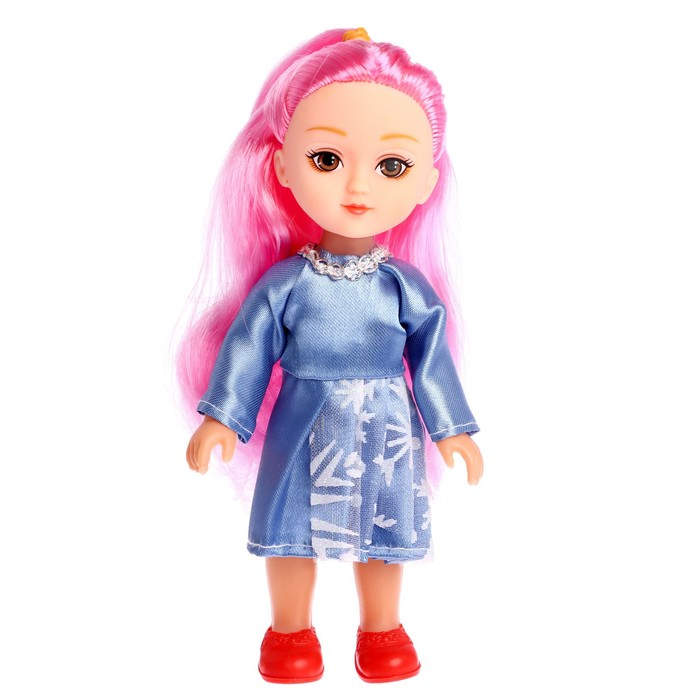 Кукла сказочная «Анюта», МИКС