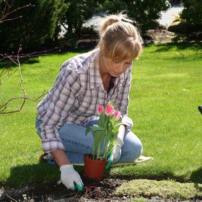 Коврики для садовых работ
