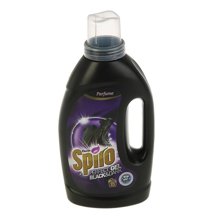 Гель для стирки Spiro Black & Dark 1000ml