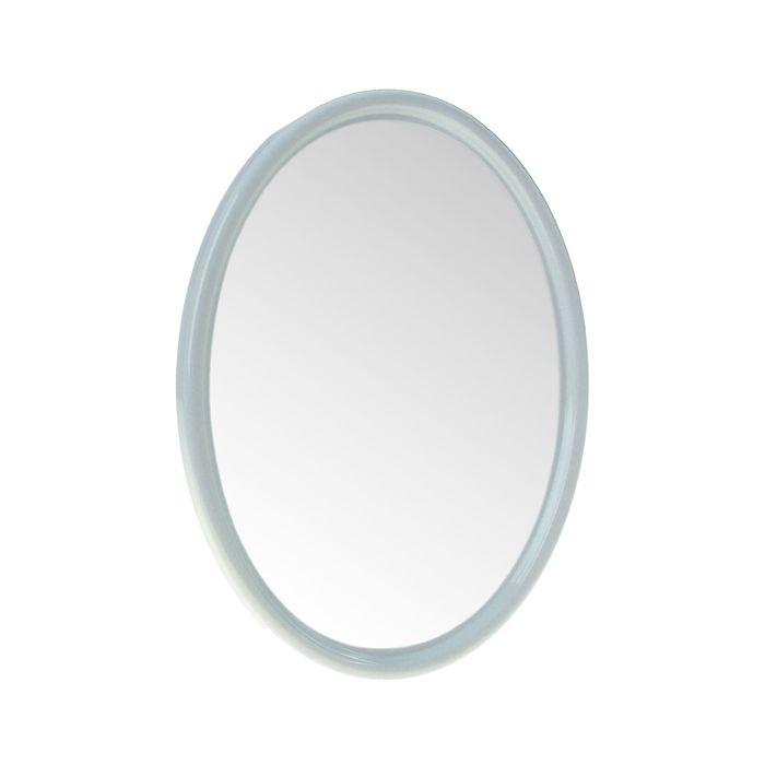 Зеркало Sonata, цвет белый мрамор