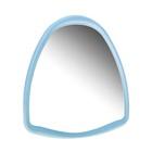 Зеркало Elegia, цвет голубой
