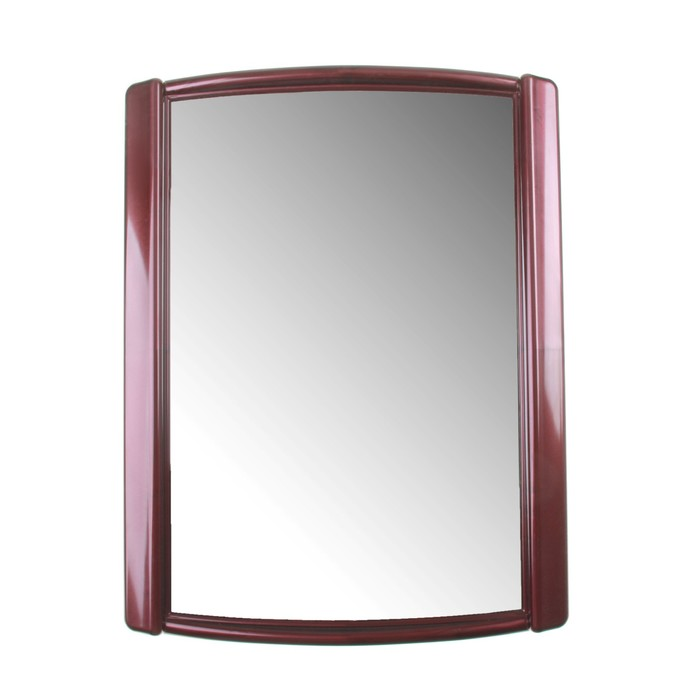 "Зеркало ""Бордо"", цвет рубиновый перламутр"