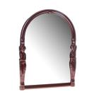 "Зеркало ""Вива эллада"", цвет рубиновый перламутр"