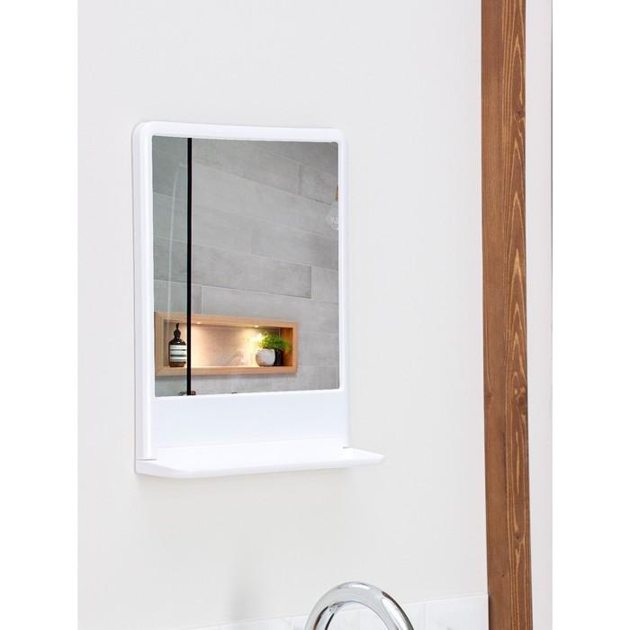 Набор для ванной комнаты Tokio, цвет снежно-белый