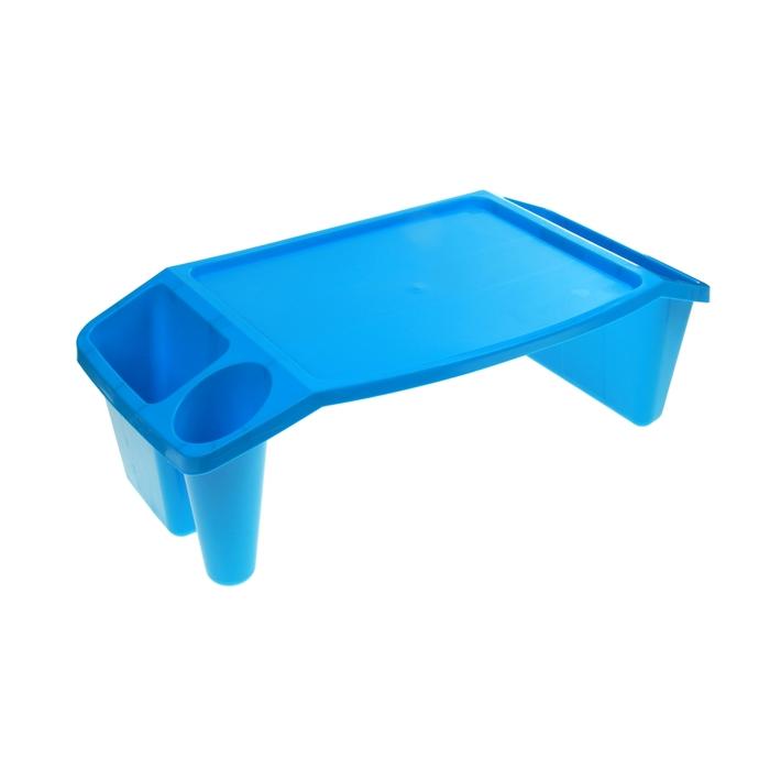 Подставка для игр, цвет голубой