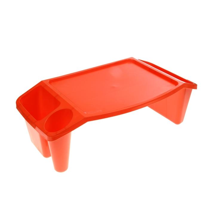 Подставка для игр, цвет оранжевый