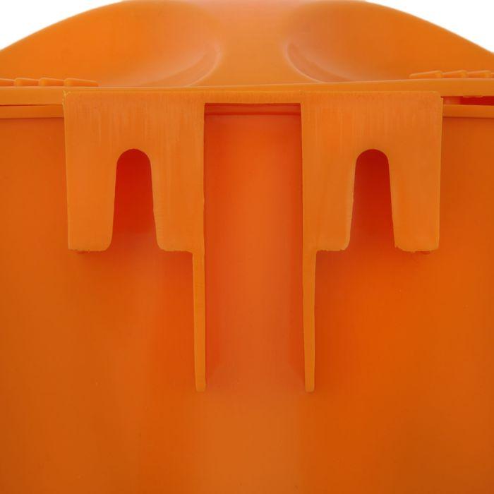 Рукомойник 3 л, цвет оранжевый