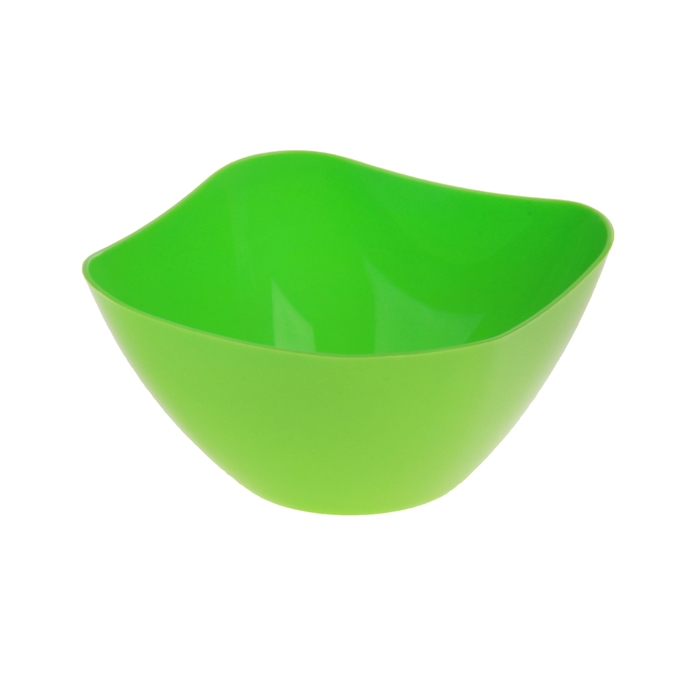 Салатник 500 мл Funny, цвет салатный