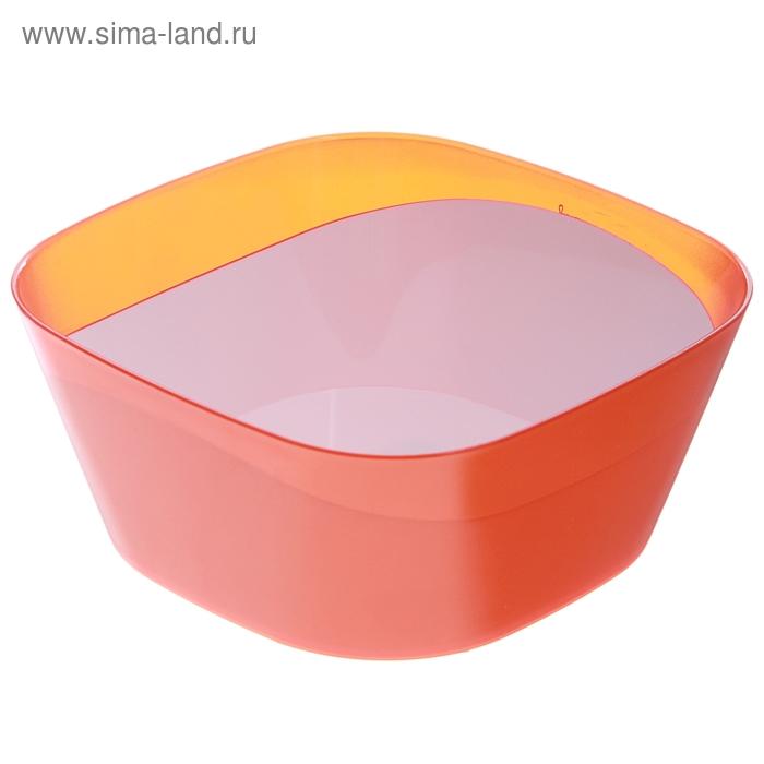 "Салатник 1 л ""Валери. Апельсин"""