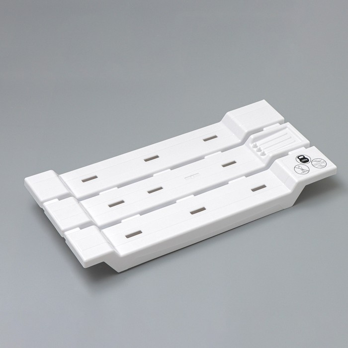 Сиденье для ванны, цвет белый